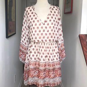 Miami Boho Dress Size L 😘😘